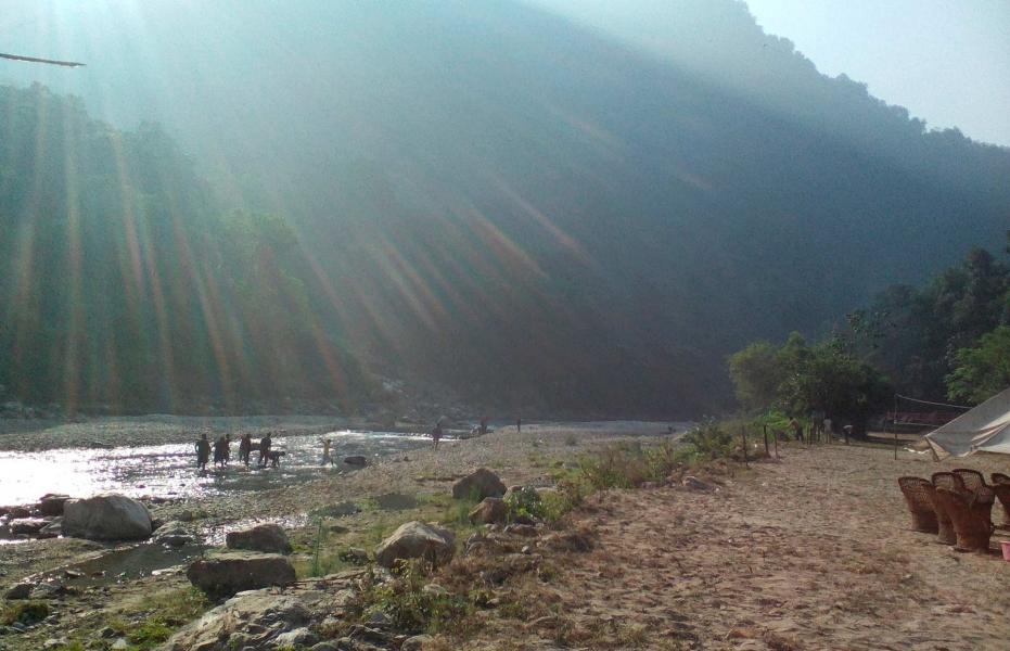 Rafting + Riverside Tent Camping (2N/3D)
