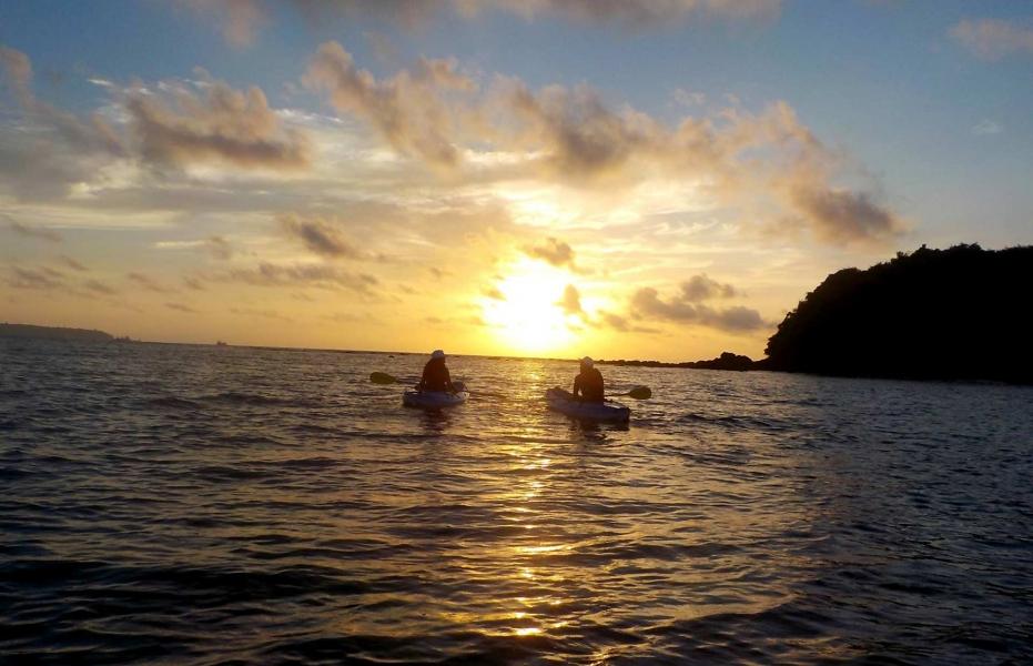 Moonlight Kayaking in Goa