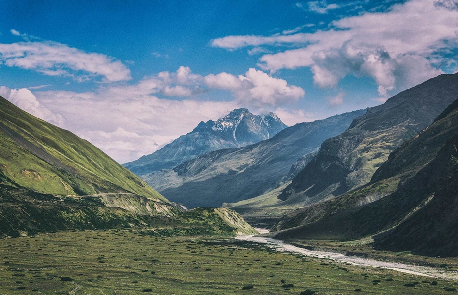 Milam Glacier Trek (14 days)