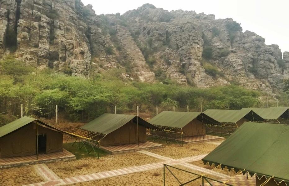 Adventure Camping in Dhauj (1N/2D)