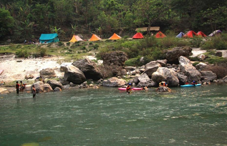 Camping at Camp Ramganga, Munsiyari (2N/3D)