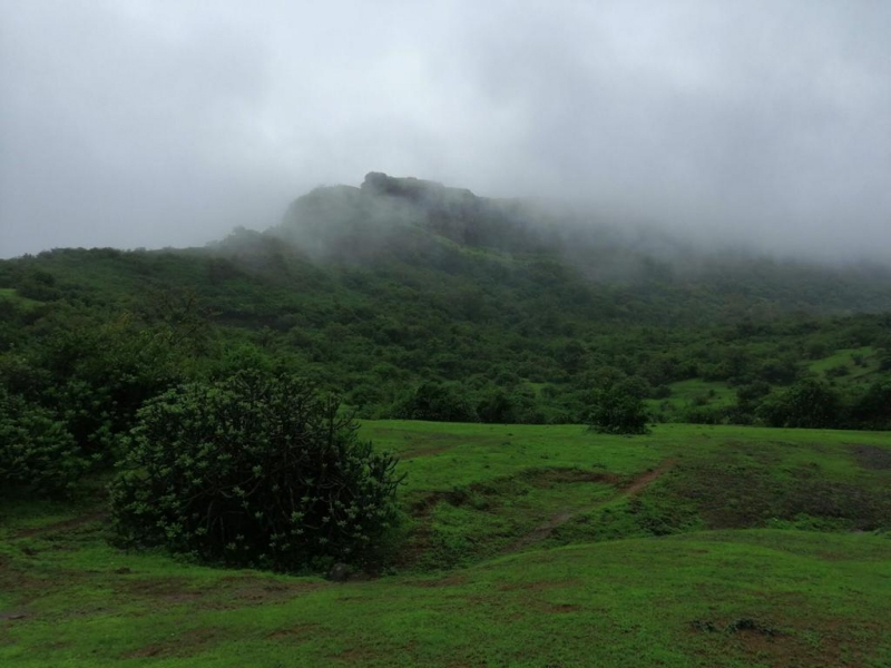 Lohagad and Visapur Trek (ex-Pune)