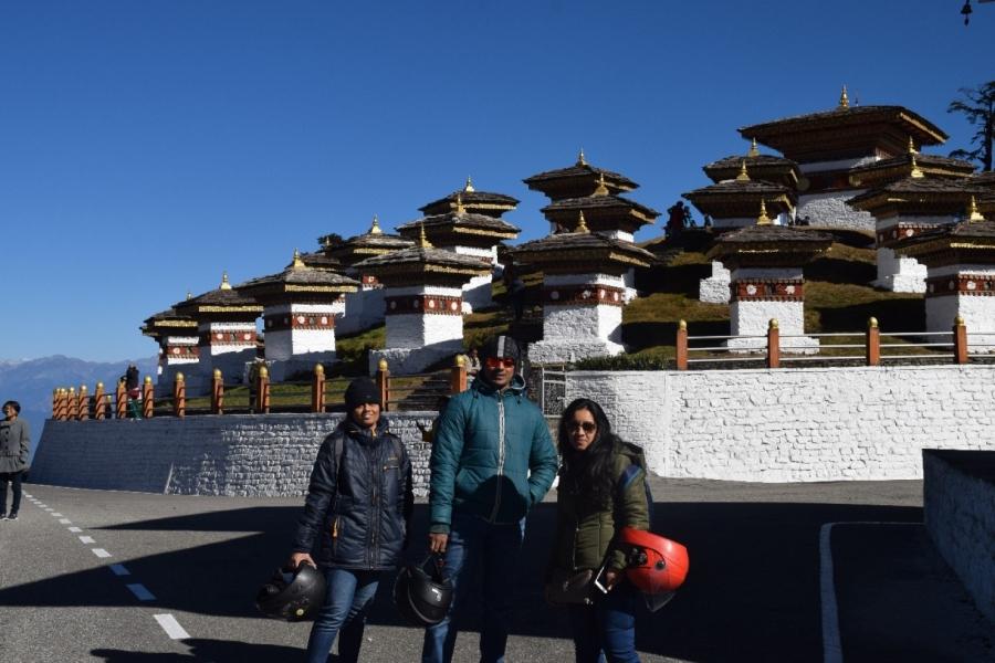 Bhutan Motorbiking Trip