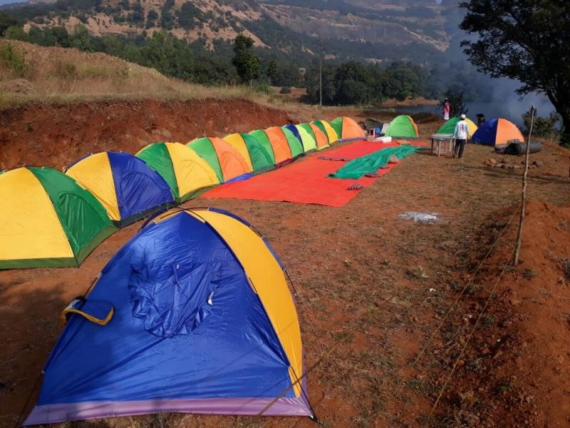 New Year Camping at Bhandardara