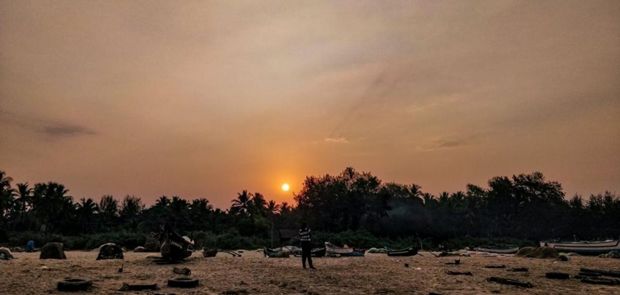 Summer camp at Karwar (8-15 years, ex Bangalore)