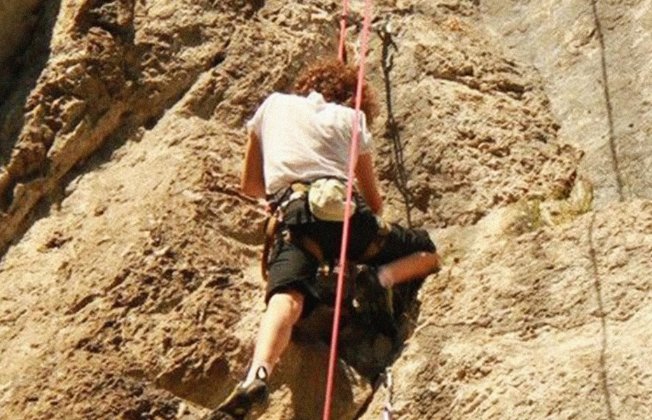 Rock climbing course in Manali