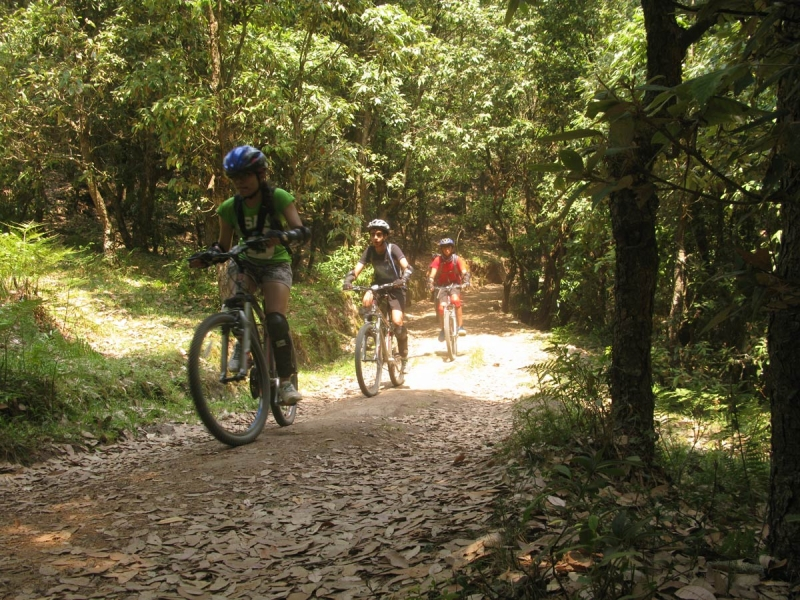 Uroli Bike Hike (12-14 yrs)