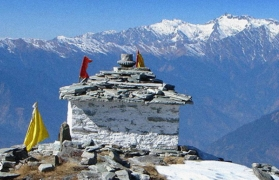 Trek to Chopta, Deoriatal and Chandrashila
