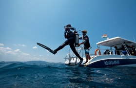 PADI Open Water Diver (OWD) Course