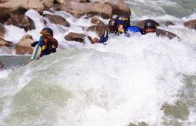 The Kali/Sarda River Rafting Expedition