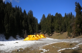 Trek to Chopta - Deoriatal - Chandrashila