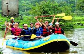 Kolad River Rafting Trip (Ex Mumbai)