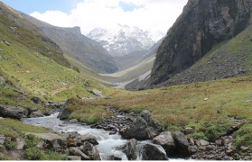 Hampta Pass and Chandratal