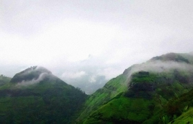 Trek to Peb Fort (Ex-Pune)