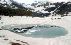 Trek to Futta Saur, Mountain of Lakes