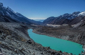 Trek to Dzongri Goecha La