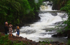 Kolad rafting+bungalow stay (weekends)