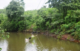 Kolad rafting+cabin stay (weekends)