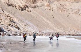 Frozen River Chadar Trek
