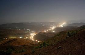 Katraj-Sinhagad Night Trek