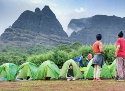 New Year Trek to Kalavantin Durg with Prabalmachi Camping