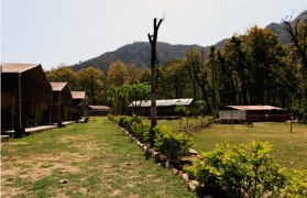 Rishikesh Rafting with Deluxe Tent Stay