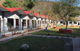 Rafting with deluxe cottage stay (1N/2D)