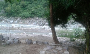 Rishikesh rafting with cottage stay