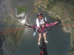 Weekday Tandem Paragliding in Kamshet