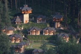 Himalayan Machan Stay in Kasol (2n3d)