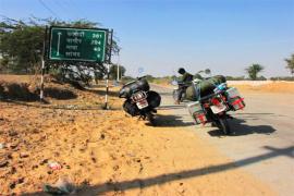 Rajasthan motorbiking (11 days)