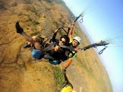 Weekend Tandem Paragliding in Kamshet