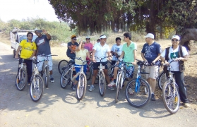 Mandwa-Kihim Cycling