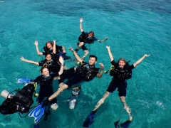 Try Dive (shore) with Bamboo Hut Stay