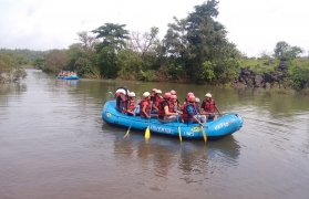 White Water Rafting at Kolad-Ex Pune