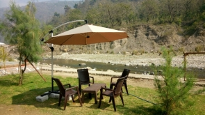 New Year in Rishikesh with deluxe cottage stay