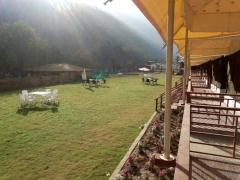 New Year camp+raft in Rishikesh