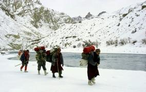 Chadar Trek (8 days)