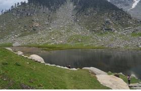 New Year Trek to Kareri Lake (2n3d)
