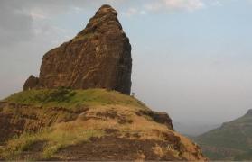 The Mighty Fort Dhodap Trek