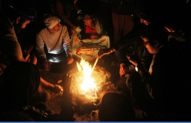 New Year Camping in Bhandardara