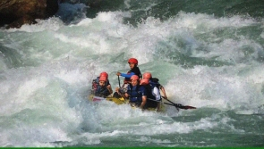 New Year camping in Rishikesh with rafting (2n/3d)