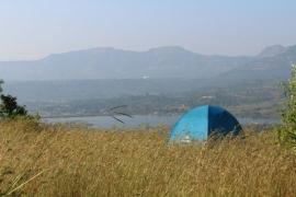 New Year Camping at Kashig Lake