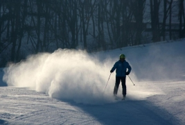 Basic Ski Course in Auli