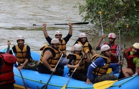 Rafting adventure in Kolad (Ex-Mumbai)