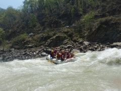Rafting Camp in Rishikesh - 1N2D (26 kms)