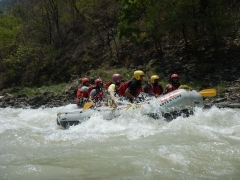 Rafting Camp in Rishikesh - 2N3D (16 kms)