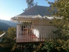 Nainital camping trip (Quad Swiss tents)