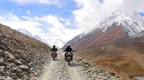 Ladakh Lakes Motorcycling Trip