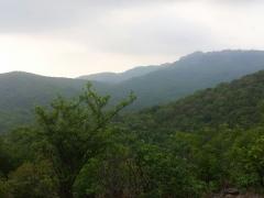 Trek from Pargad to Hanumantgad